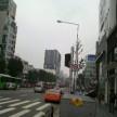 韓国の地下鉄出口
