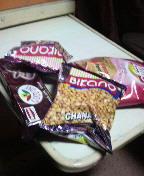 インドのスナック菓子
