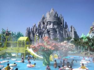 スイティエン公園(ベトナム)