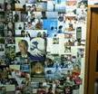 自分の家の壁です
