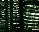 マンションの明かり