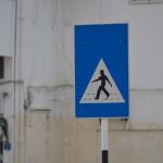 中東の標識