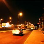 バーレーン国際空港からマナーナ市街へ