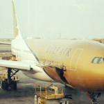 ガルフエアー(Gulf Air)の飛行機