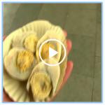 【インド〜ネパール旅動画「コロンキー少年」(番外編)】インドの怖いゆで卵