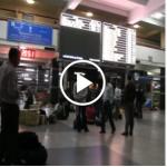 【インド〜ネパール旅動画「コロンキー少年」(6話)】ニューデリー駅構内