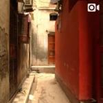 【インド〜ネパール旅動画「コロンキー少年」(19話)】ニューデリーの小道