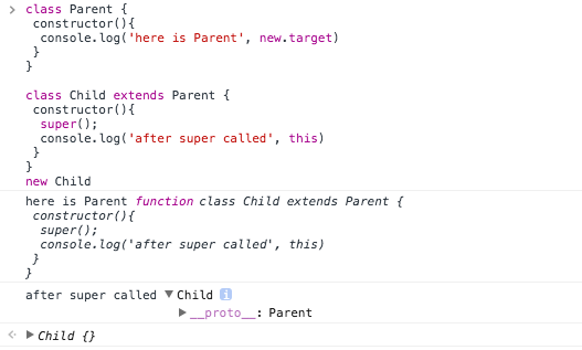 【JavaScript/ES6】ECMAScript2015の「new.target」って何?を読む