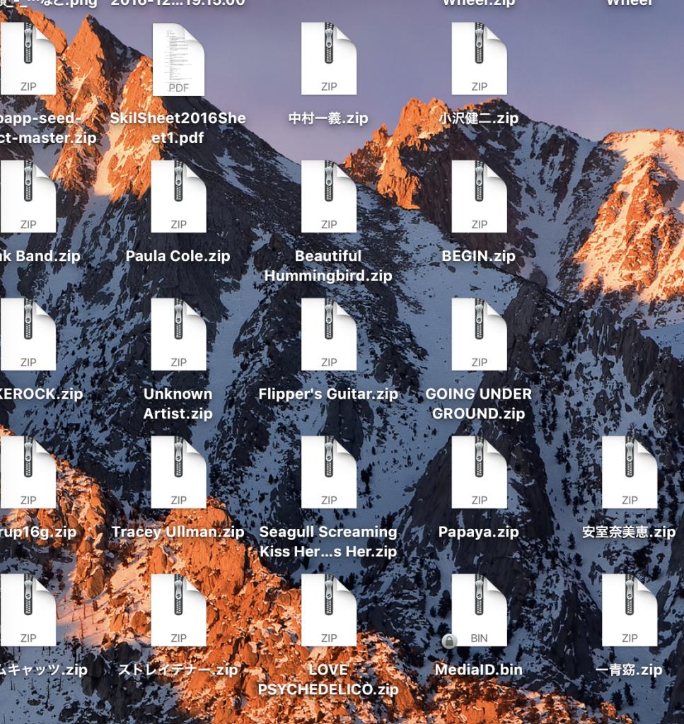 【Mac】iTunes media外部音楽フォルダを移動取り込む(Windowsからの移行とか)