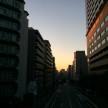2017年1月1日7:00頃の大橋交差点付近