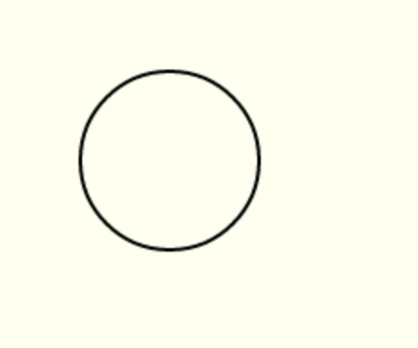 【canvas#arc()】ラジアンとは。開始位置角度と終了位置 角度