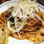 【中目黒】関谷スパゲティ(味噌ミート)が美味しくて大変