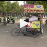 インドのアイスキャンディー屋さん