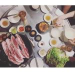 韓国亭豚や(横山さん、佐藤さん、小林さん)