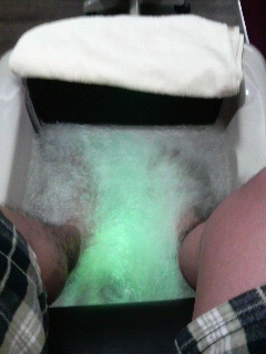 韓流足風呂