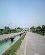 ガンジー記念公園