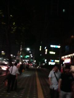 韓国の空港バスが勝手に下ろした韓国中心街