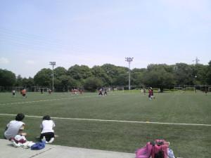 駒沢公園サッカー場
