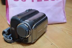 大里から借りたカメラ