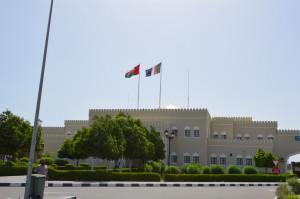 陸路で行くUAE、カタール国境
