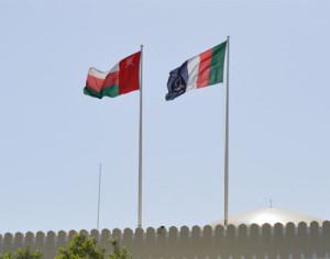 UAEとオマーンの陸路国境