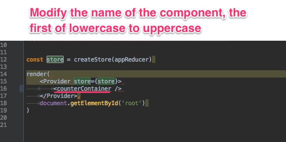【React/Redux】Propsがread-onlyでEmpty Object。。connectとか疑った後,Container内のComponentが何も返してくれない時