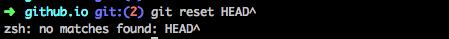 【Git】もう怖くない!git reset HEAD^ (git commit --amendとかcommitのedit)