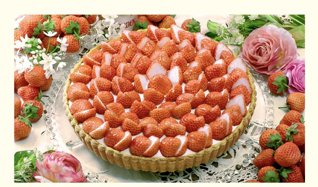 キルフェボンの桃薫タルト25cm8,316円