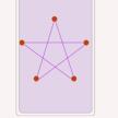 【JavaScript/p5.js/anime.js】canvas上をtoutchEvent(なぞる)遷移するタロットカードsample(サンプル)