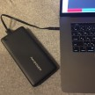 【MacBook2016】RAVPower 26800mah usb-c ポータブル充電器