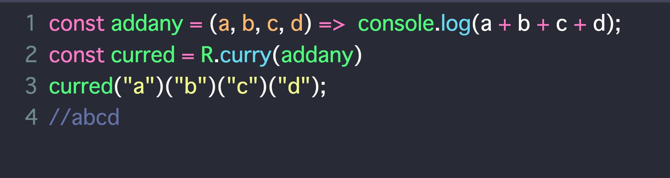 【Ramda/js】関数型Ramda.jsのざっくりな使い方まとめ(Sample付)