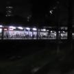 列車内からみた外の景色動画(ムンバイ旅・マヒム少年)