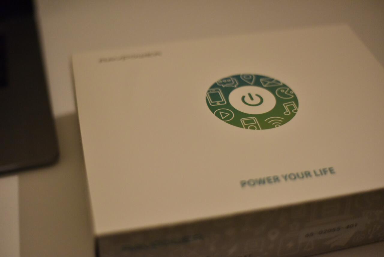 【買った】RAVPOWER 『ポータブル電源 RAVPower 27000mAh-RP-PB055 / 100W 予備電源 パソコン バッテリー(MacBookPro2016対応)