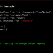 解決!Immutable.js(3.8.2)「Cannot resolve module immutable」
