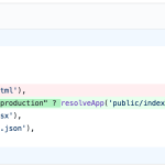 create-react-appでenvroment variable(環境変数)によってnoindex,noflollowなどmetaのタグをindex.htmlに動的に設定する方法