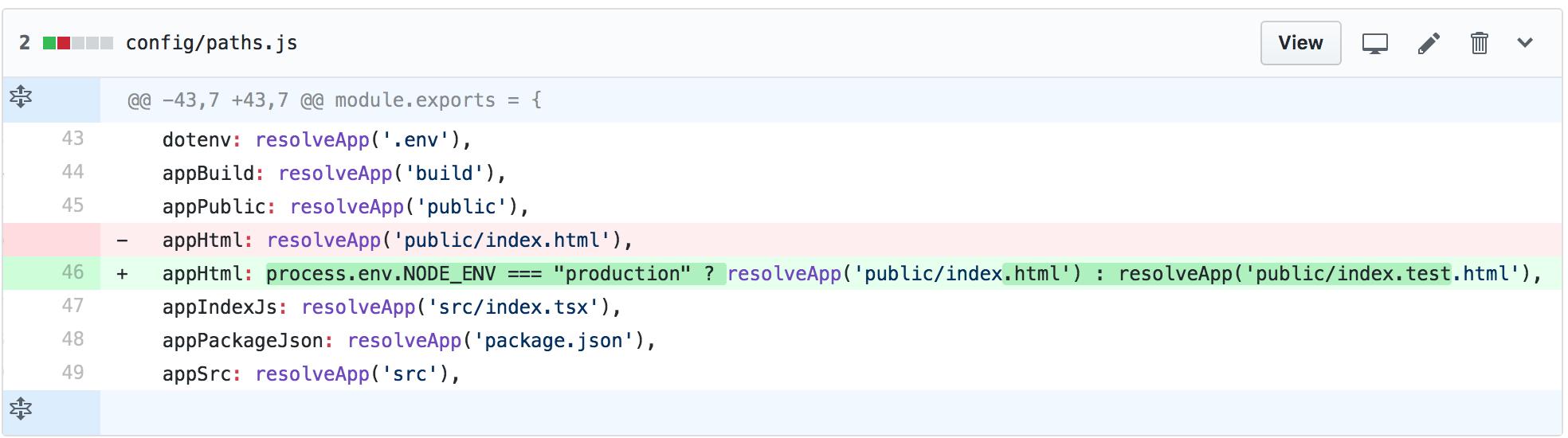 「path.js」create-react-appでenvroments value(環境変数)によってnoindex,noflollowなどをmetaタグ設定する方法