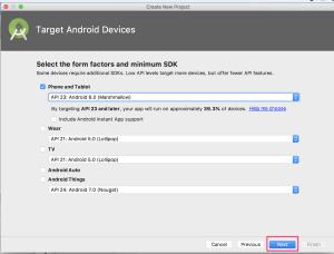 【ReactNative】できた!MacでAndroidエミュレータを動かす設定