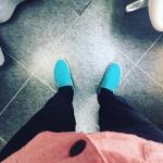 同期の芸人からもらった靴