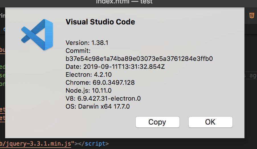 vscode 1.38.1で重い遅いと感じたら試したいこと