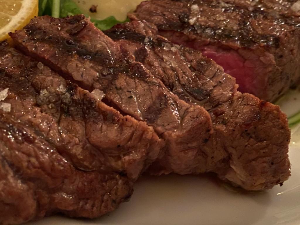 トラットリア・ダル・ビルバンテ・ジョコンドのお肉美味しかった