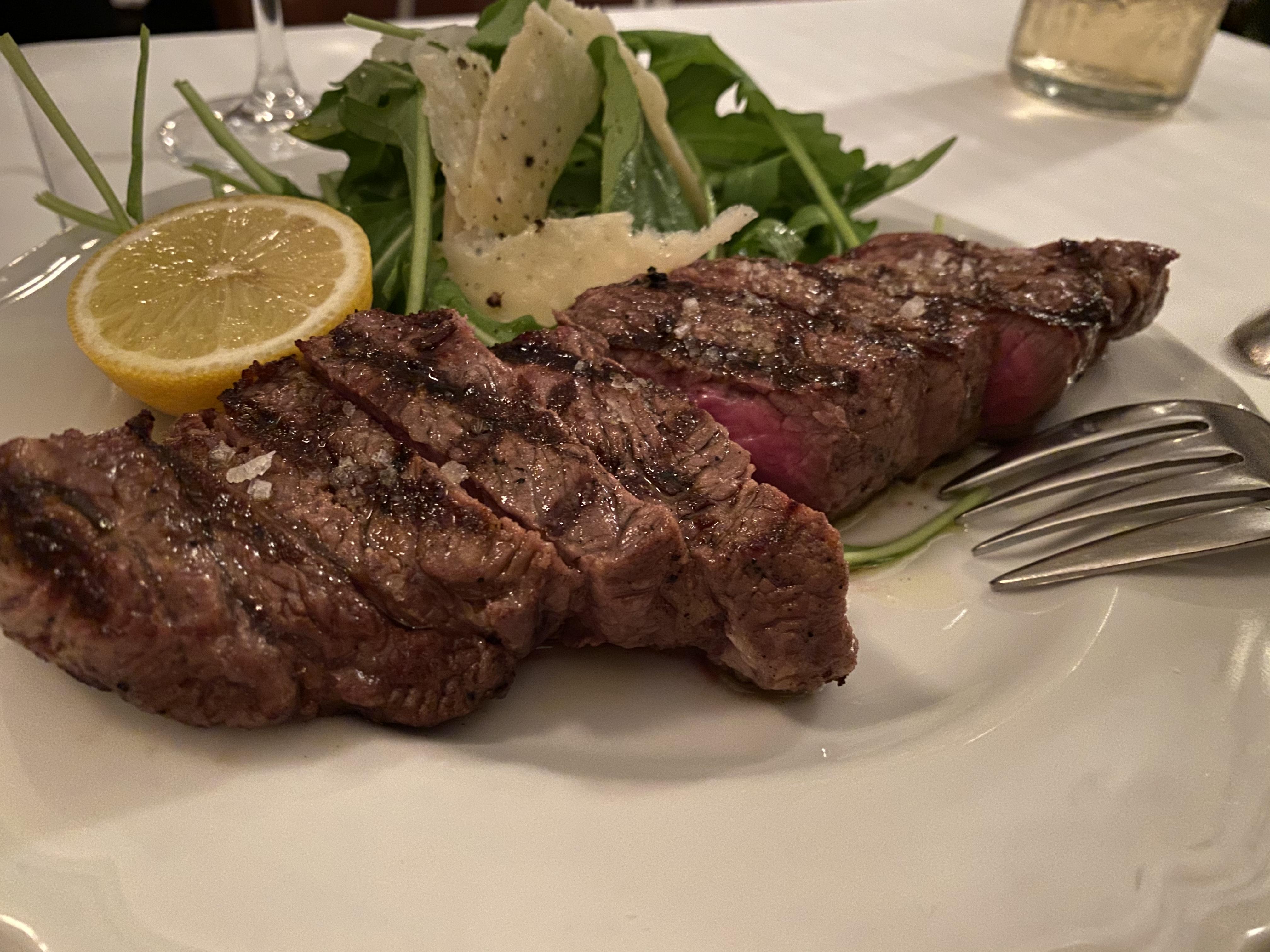 トラットリア・ダル・ビルバンテ・ジョコンドのお肉