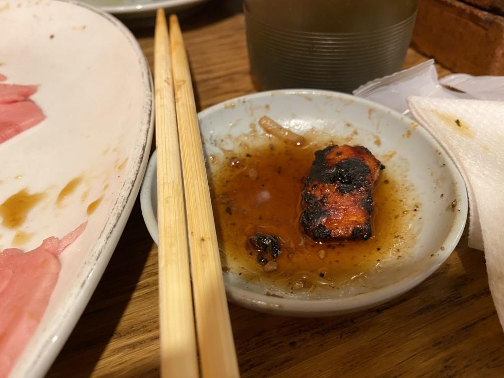 豚ホルモン専門店鶴松