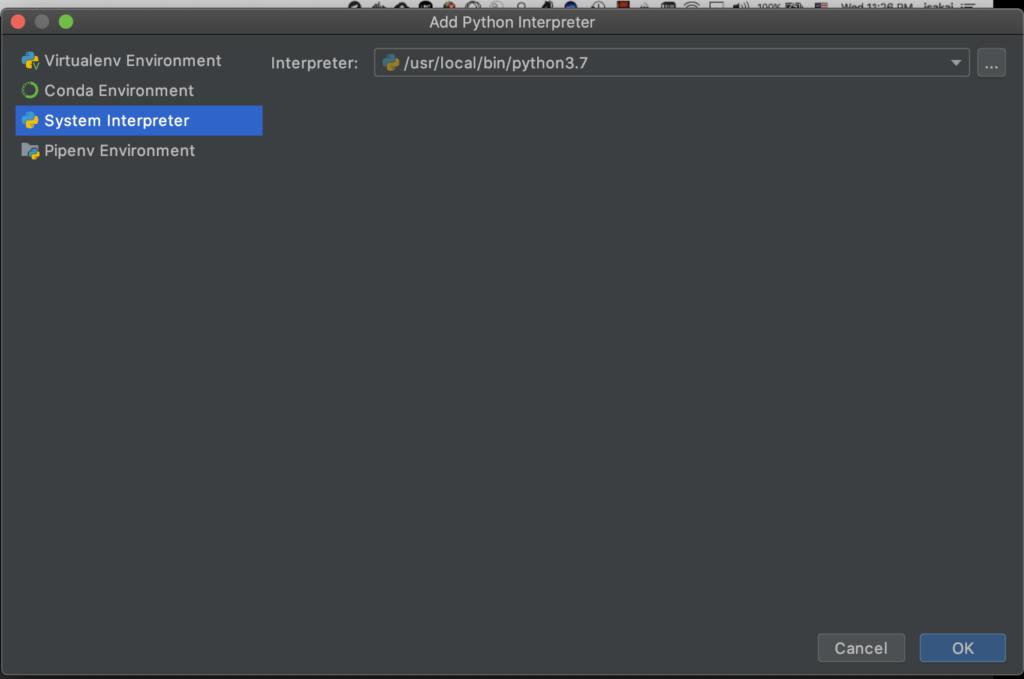 【解決】AnacondaからPyCharmのパスを設定する(画像付き)