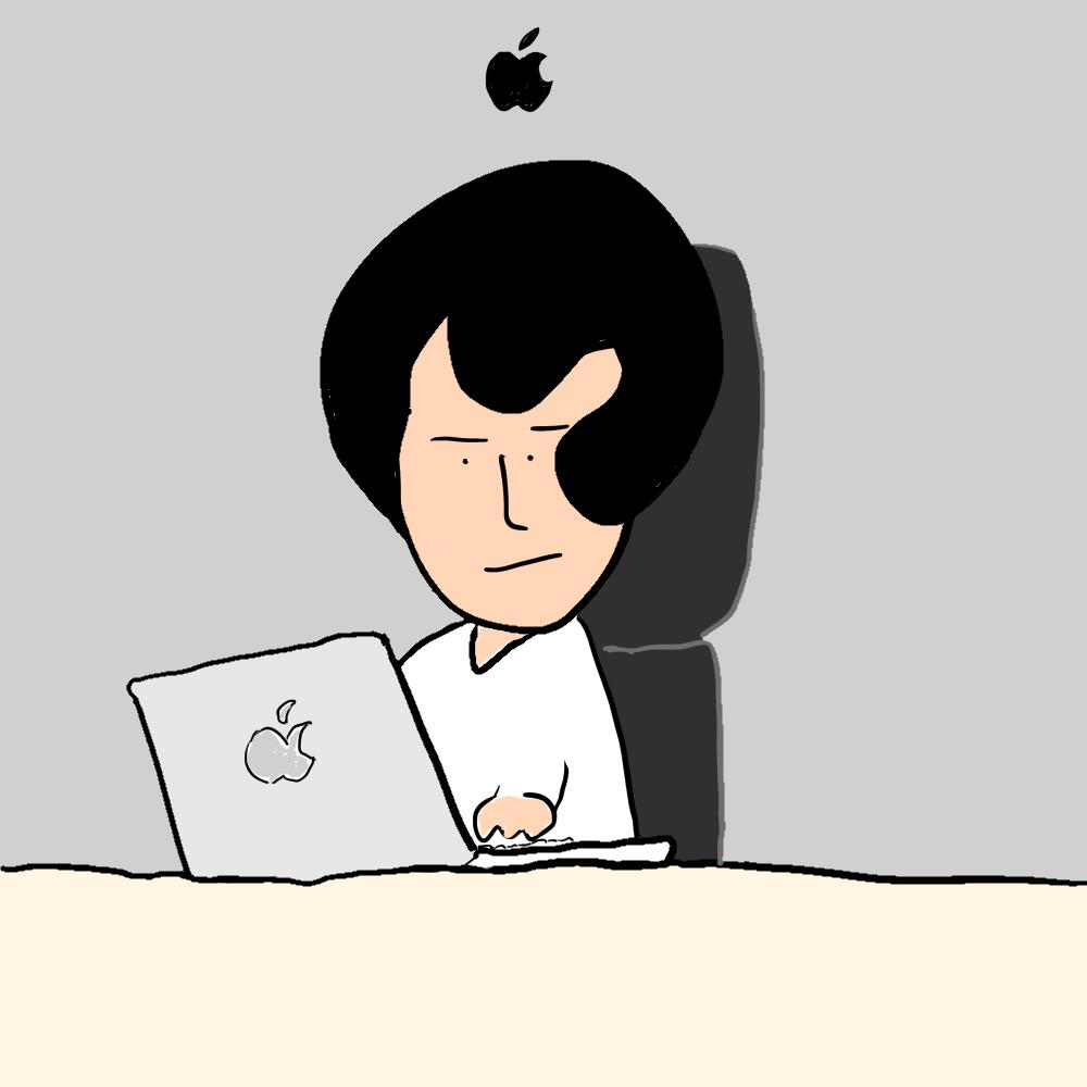 Macに関してのTips