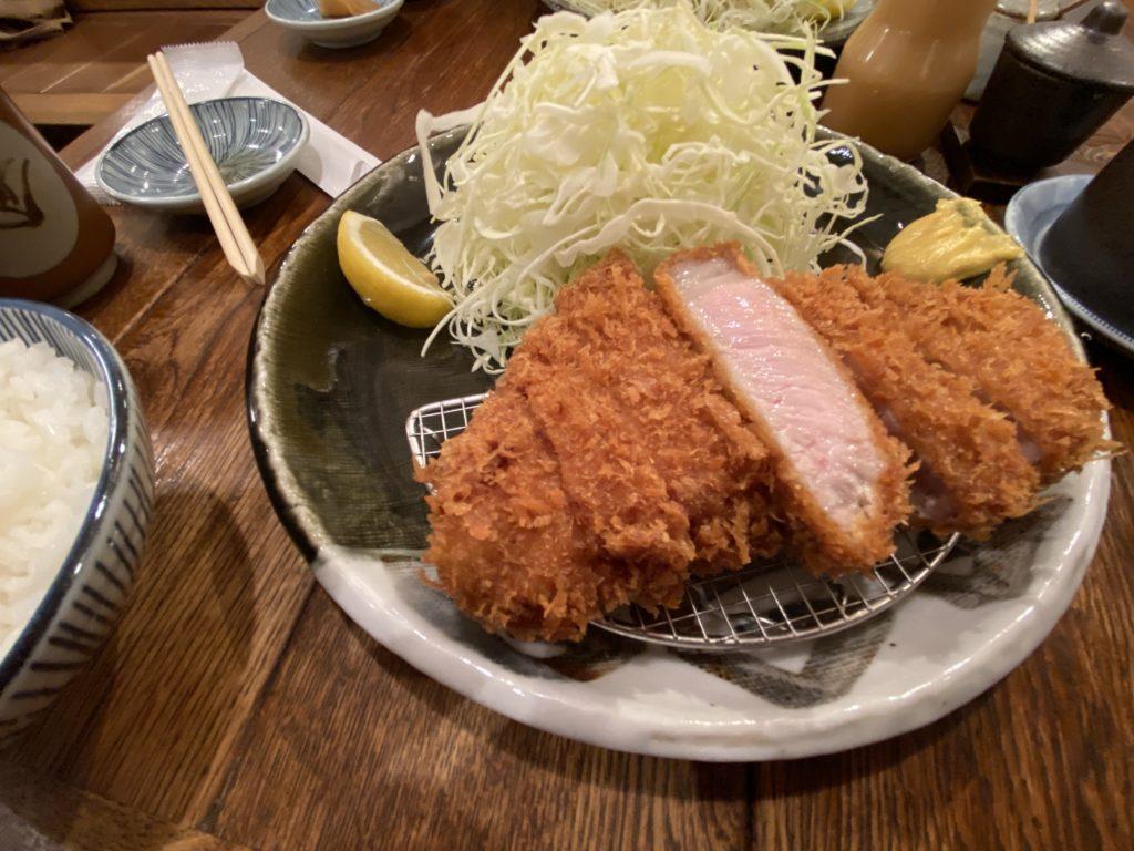 【行ったよ】「富士喜(ふじき)」 中目黒で一番美味しいとんかつのお店