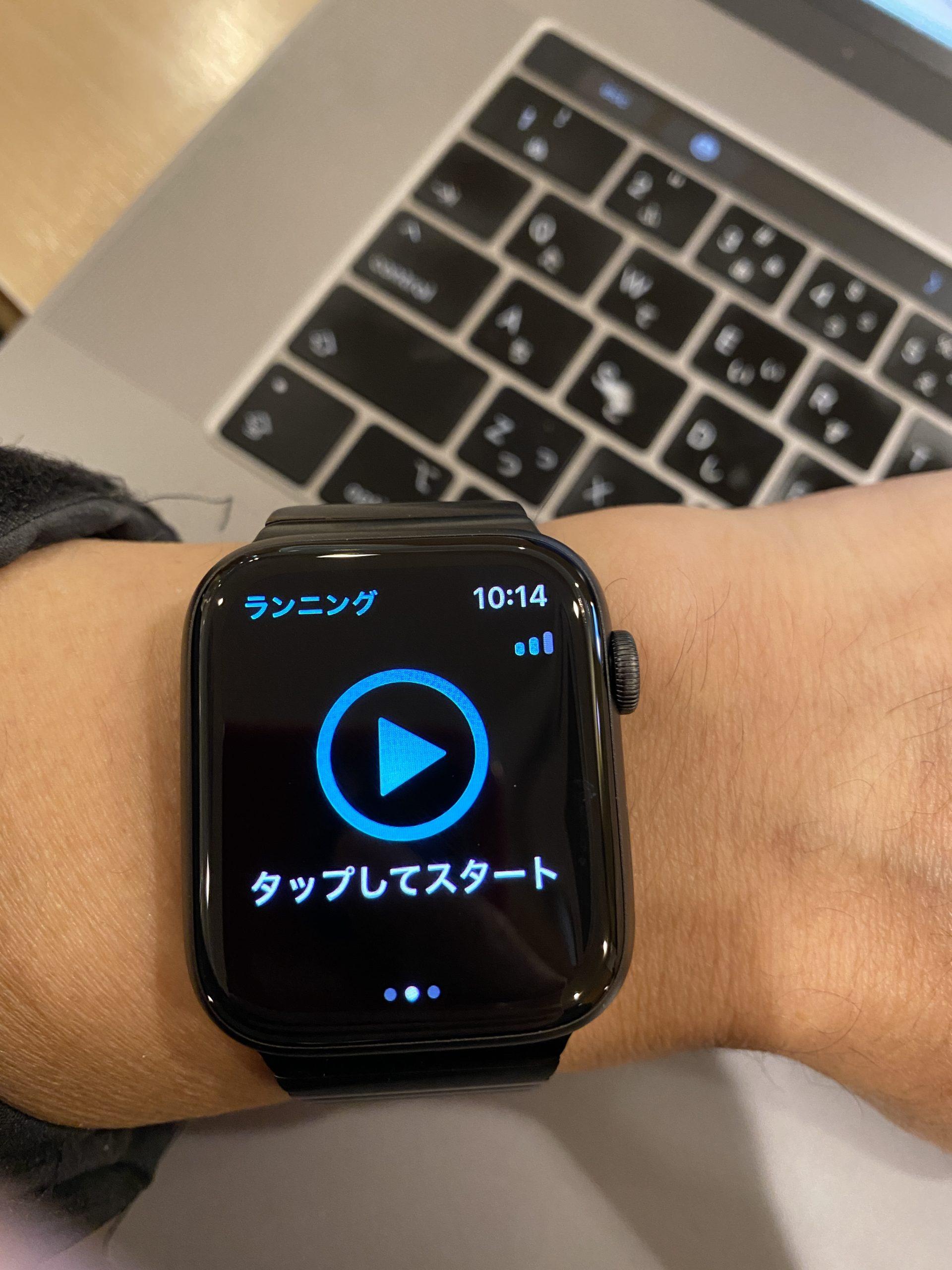 Apple Watchでも可能。「Runkeeper」(ランキーパー)ランニングアプリを3週間使ってみた感想